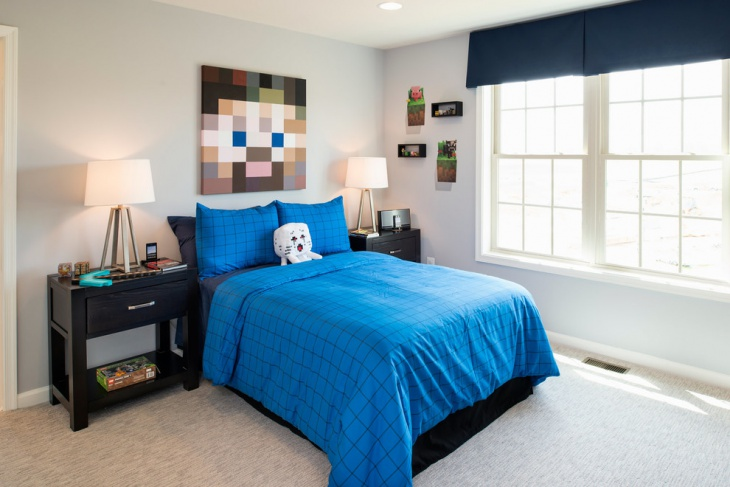 Check out refinery29 for the best bedroom decor ideas! 19+ Minecraft Bedroom Designs, Decorating Ideas | Design