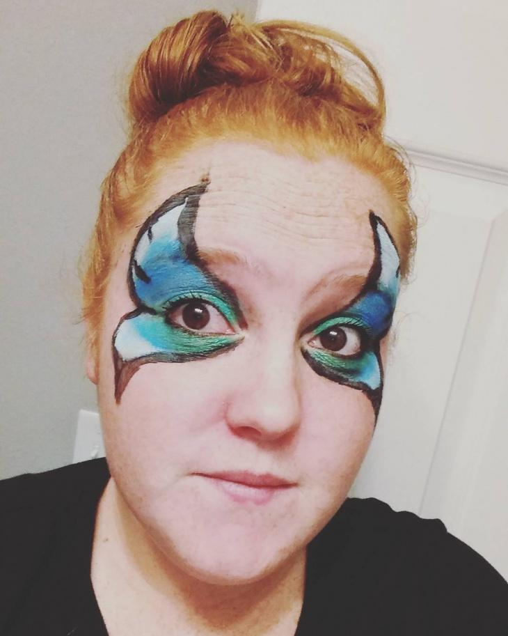21 Butterfly Eye Makeup Designs Ideas Design Trends