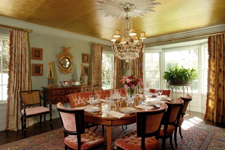 23+ Dining Room Ceiling Designs, Decorating Ideas | Design ... on Dining Table Ceiling Design  id=23917