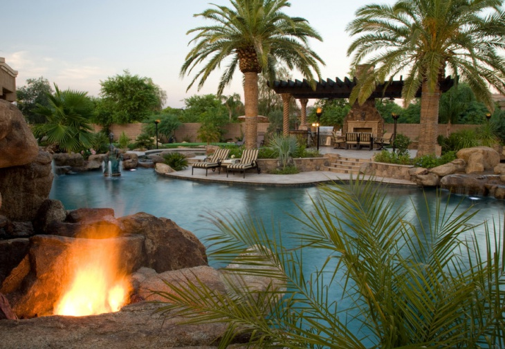 18+ Latest Backyard Landscaping Designs, Ideas | Design ... on Tropical Small Backyard Ideas id=63797