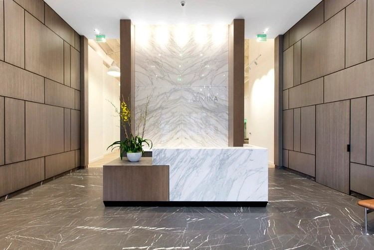 Office Reception Designs Design Trends Premium PSD