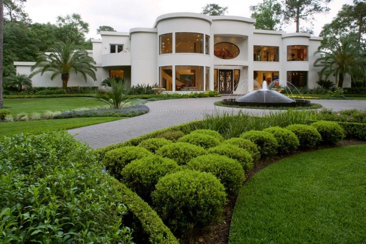 18+ Contemporary Garden Landscape Designs, Ideas | Design ... on Modern Backyard Landscape Ideas id=75286