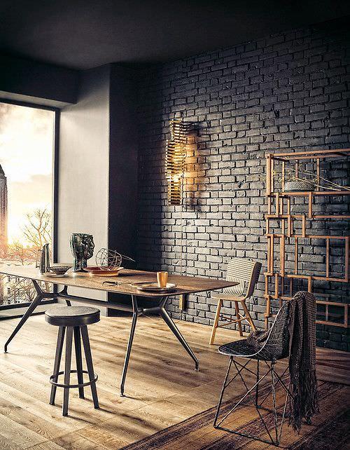 30+ Brick Walls Designs, Wall Decor Ideas | Design Trends ... on Brick Wall Decorating Ideas  id=80686