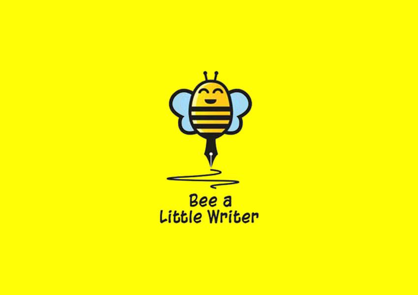 33 Creative Bee Logo Designs Design Trends Premium