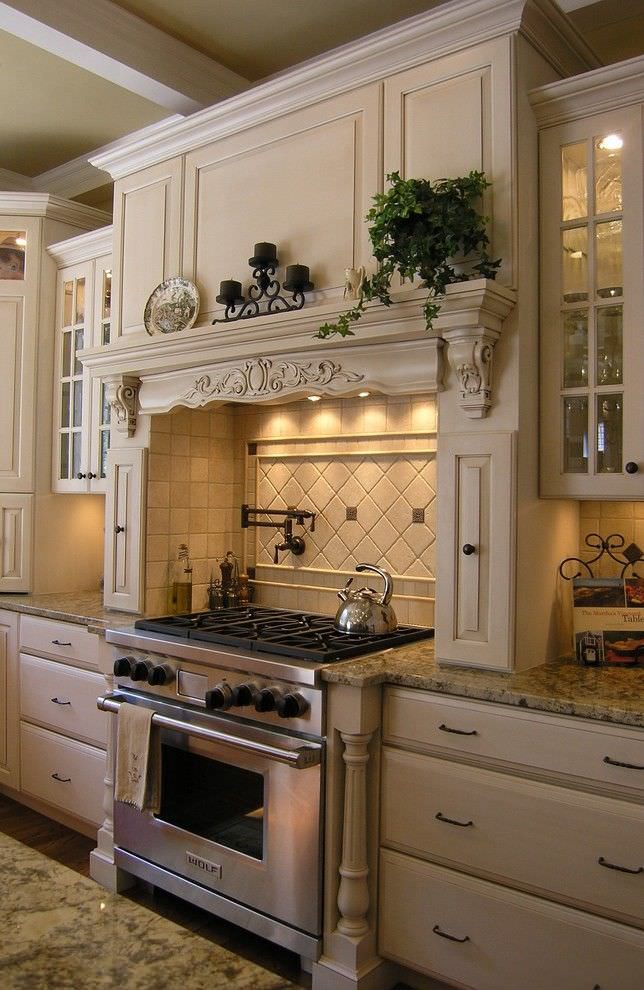 22+ French Kitchen Designs | Kitchen Designs | Design ...