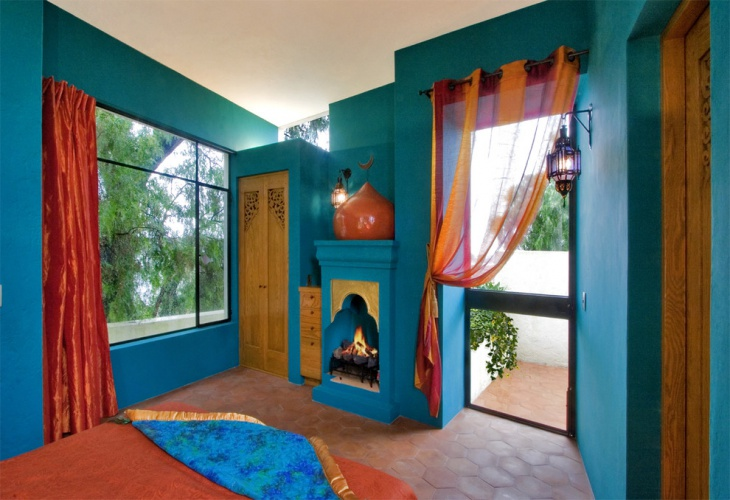 11+ colorful bedroom designs, decorating ideas | design trends