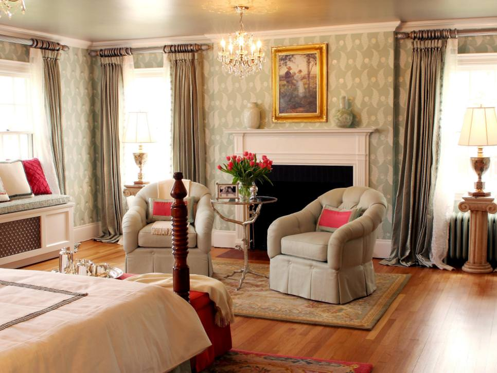 11+ Bedroom Curtains Designs, Ideas | Design Trends ... on Bedroom Curtain Ideas  id=58891