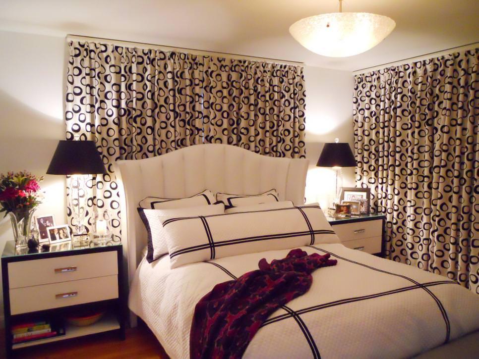 11+ Bedroom Curtains Designs, Ideas | Design Trends ... on Bedroom Curtain Ideas  id=83134
