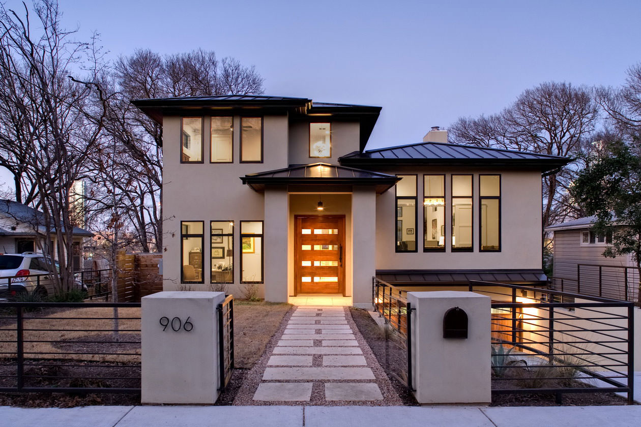 22+ Modern Home Designs, Decorating Ideas | Design Trends ... on Modern House Ideas  id=22522