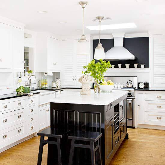 27+ Traditional Kitchen Designs, Decorating Ideas | Design ... on Traditional Kitchen Decor  id=33542