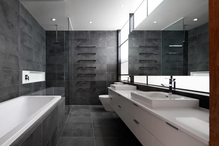 15+ Commercial Bathroom Designs, Decorating Ideas
