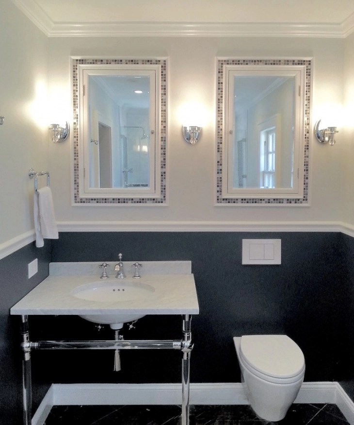 20+ Small Master Bathroom Designs, Decorating Ideas ... on Remodeling Ideas  id=36820