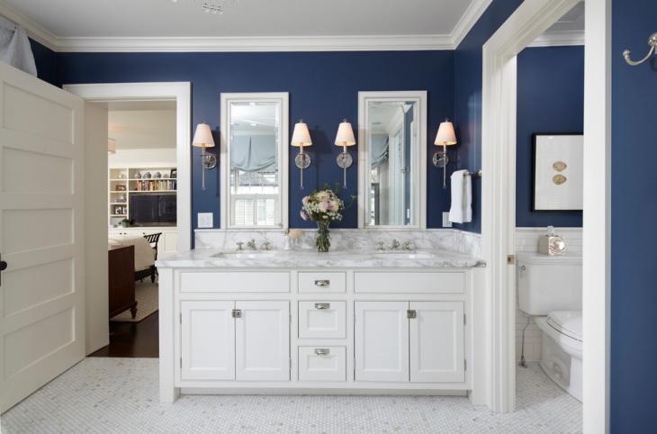 20 bathroom paint designs decorating ideas design on blue paint bathroom ideas exterior id=36093