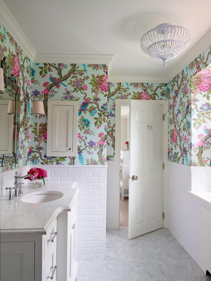 20+ Kids Bathroom Designs, Decorating Ideas   Design ... on Fun Bathroom Ideas  id=37033