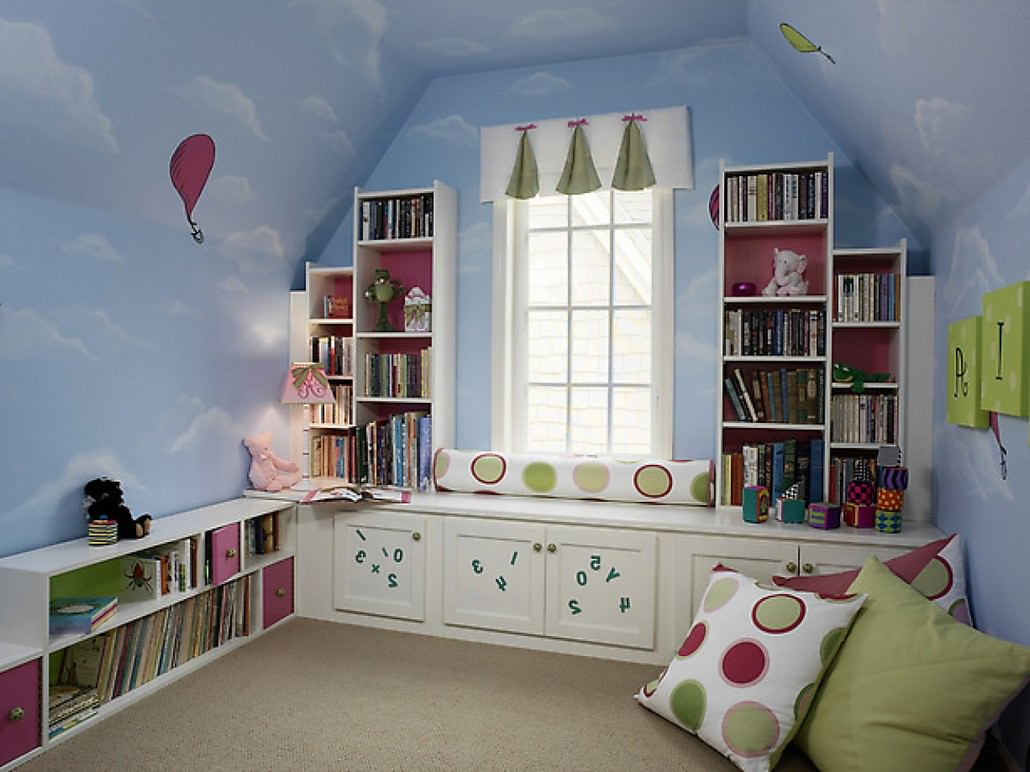 14+ Wall Designs, Decor Ideas For Teenage Bedrooms ... on Teenage Small Bedroom Ideas  id=98711
