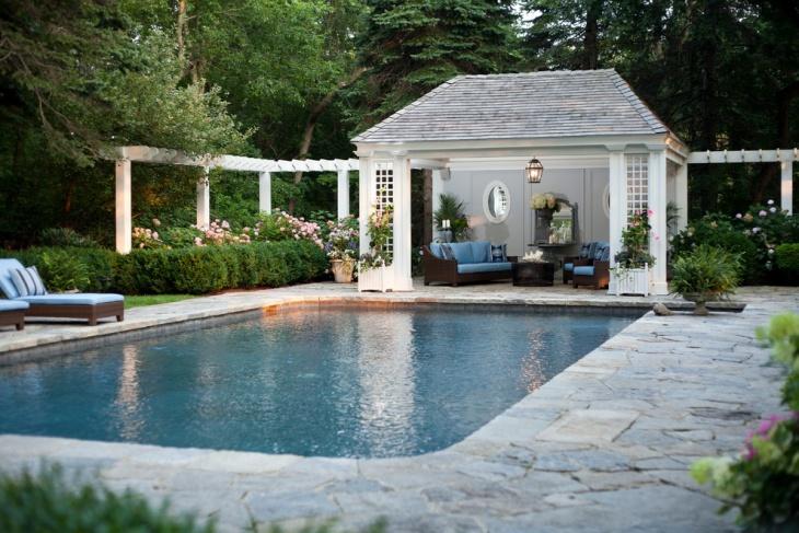 20+ Backyard Pool Designs, Decorating Ideas   Design ... on Backyard Pool Decor Ideas id=11363
