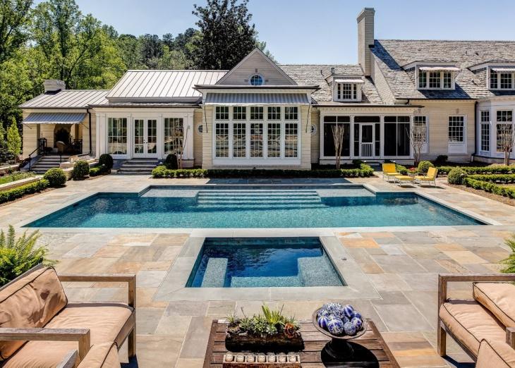 20 Backyard Pool Designs Decorating Ideas Design