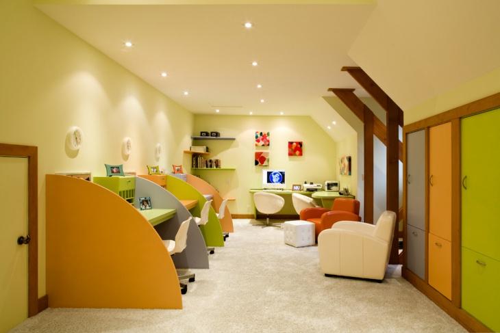 20 Contemporary Kids Room Interior Design Decorating