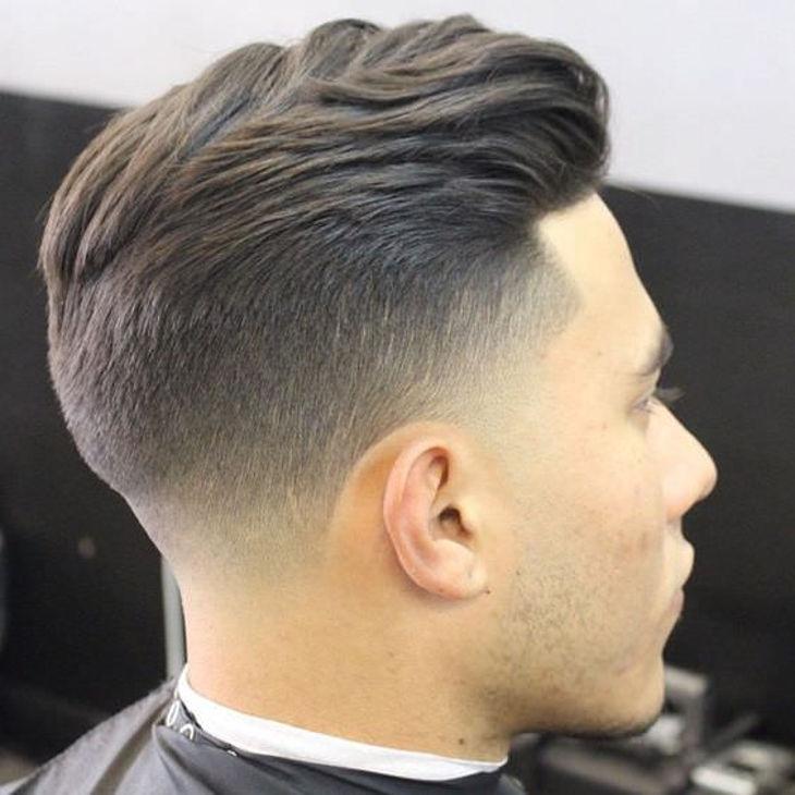 Hair Army Style Cutting