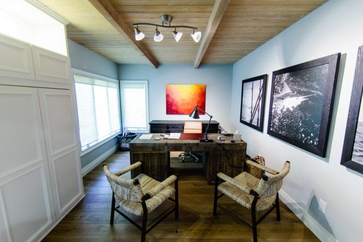 20 Coastal Home Office Designs Decorating Ideas Design Trends Premium PSD Vector Downloads