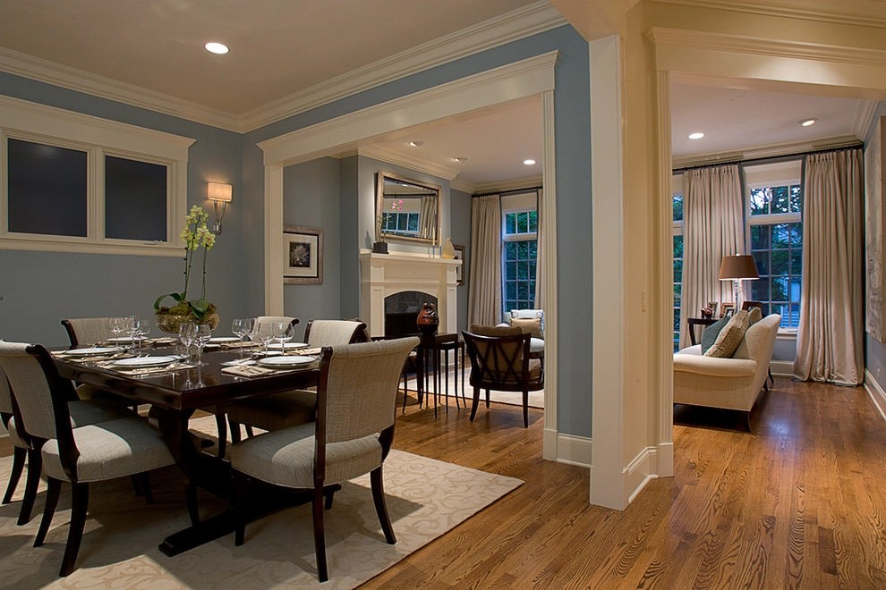 15+ Traditional Dining Room Designs   Dining Room designs ... on Traditional Kitchen Wall Decor  id=16035