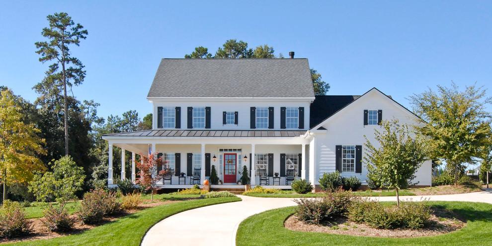 26+ Farmhouse Exterior Designs, Ideas   Design Trends ...
