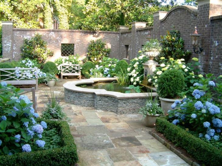 18+ Formal Garden Designs, Ideas | Design Trends - Premium ... on Small Backyard Garden Design id=28925