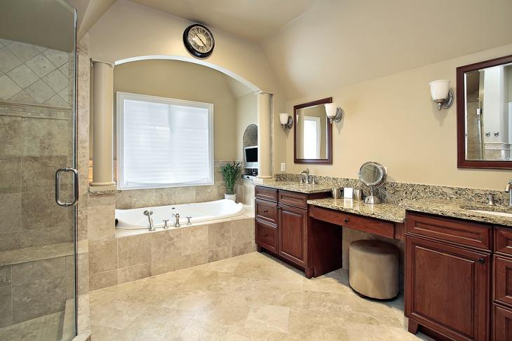 20+ Master Bathroom Remodeling Designs, Decorating Ideas ... on Master Bath Remodel Ideas  id=98334