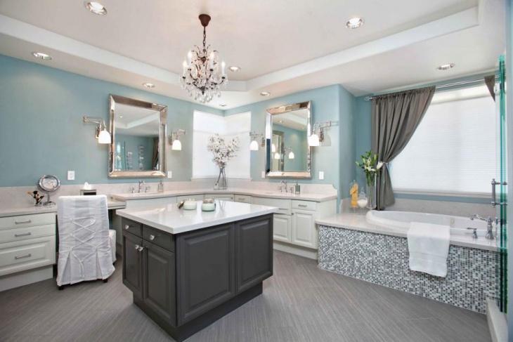 20+ Master Bathroom Remodeling Designs, Decorating Ideas ... on Master Bath Remodel Ideas  id=92446