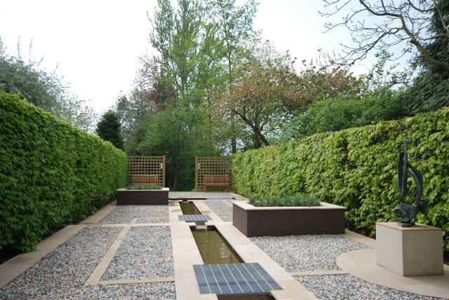 30+ Pebble Garden Designs, Decorating Ideas | Design ... on Backyard Pebbles Design id=82734