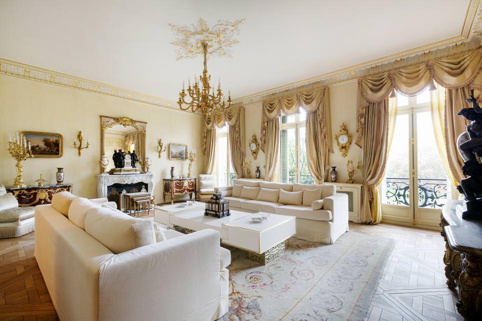 20+ Living Room Curtain Designs, Decorating Ideas   Design ... on Living Room:5J0Grrq-Soy= Curtains Design  id=88726