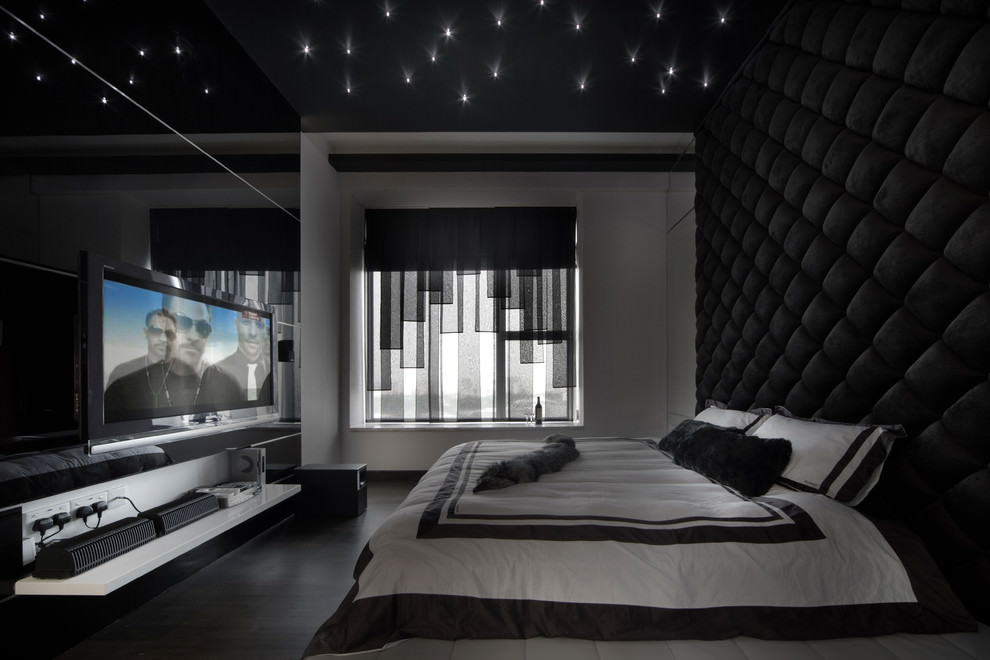 Every item on this page was curated by an elle decor editor. 25+ Black Bedroom Designs, Decorating Ideas | Design