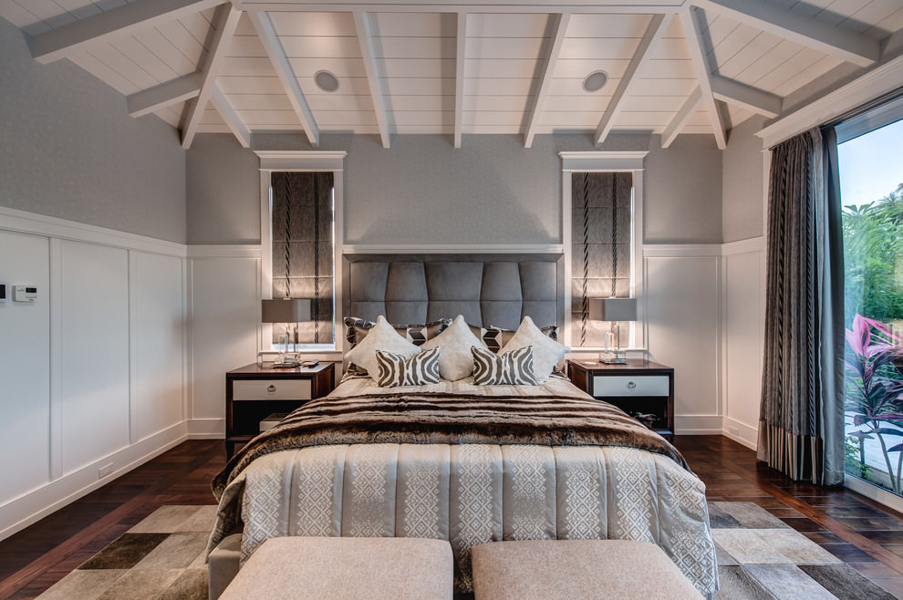 26 Transitional Bedroom Designs Decorating Ideas