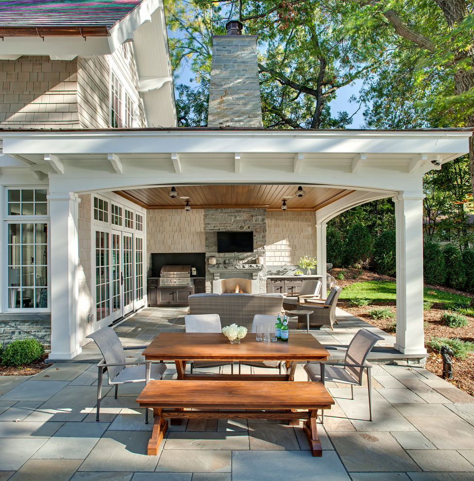 30+ Patio Designs, Decorating Ideas | Design Trends ... on Backyard Patio Cover Ideas  id=61109