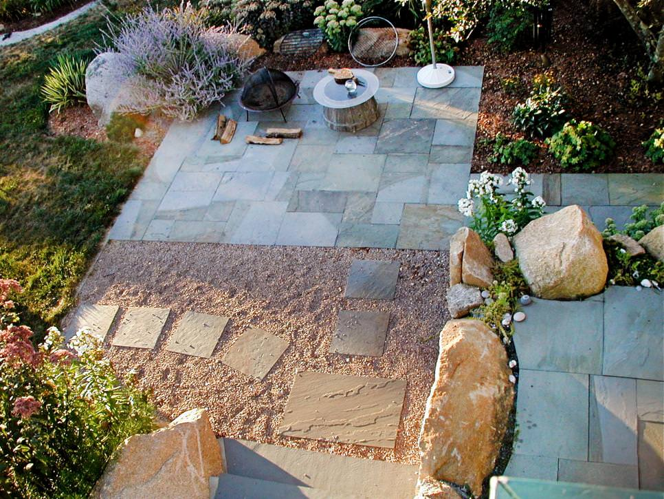 30+ Patio Designs, Decorating Ideas | Design Trends ... on Rock Patio Designs  id=37703