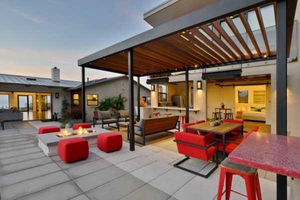 modern patio design ideas 30+ Patio Designs, Decorating Ideas | Design Trends