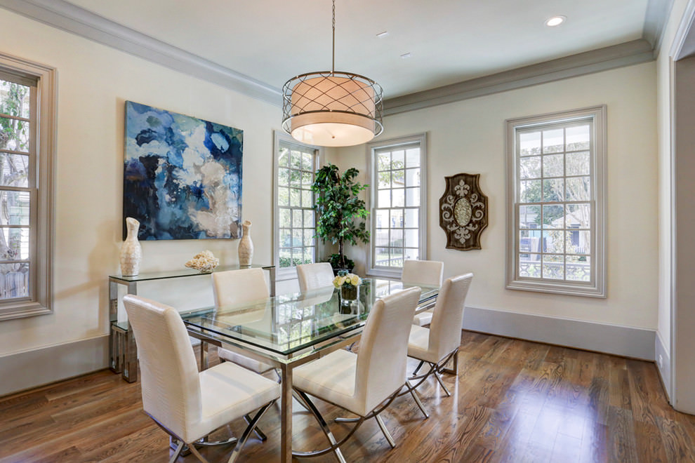 23 Transitional Dining Room Designs Decorating Ideas