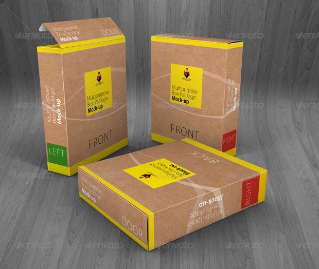 Download 24+ Package Mockups, PSD Download | Design Trends ...