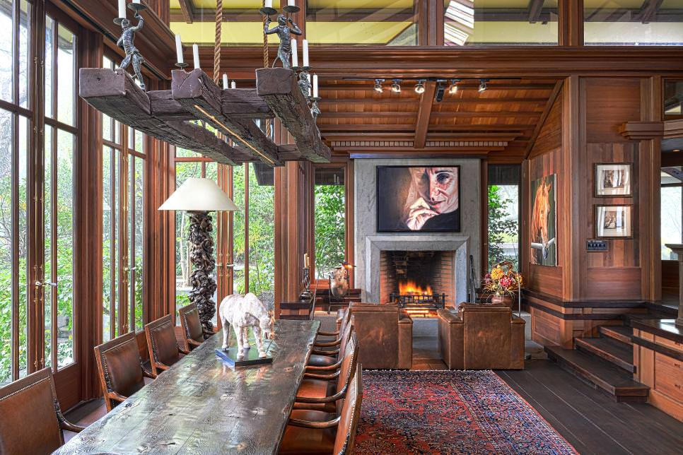 21+ Rustic Chandelier Designs, Decorating Ideas