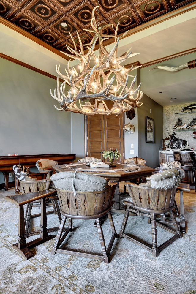 23 Antler Chandeliers Designs Decorating Ideas Design