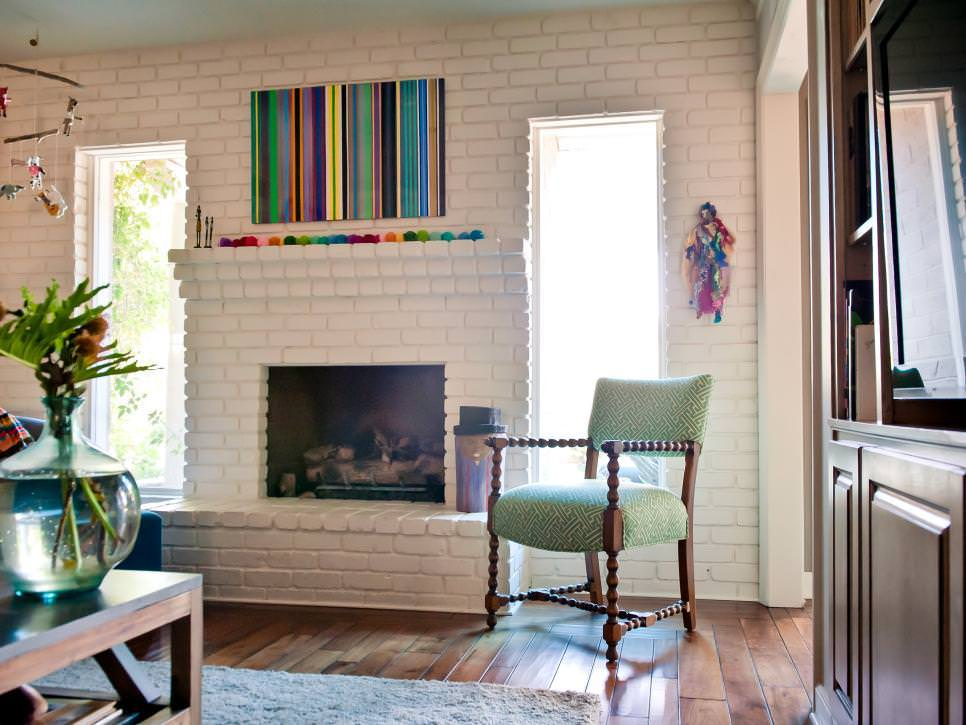 25+ Brick Wall Designs, Decor Ideas For Living Room ... on Brick Wall Decorating Ideas  id=44130