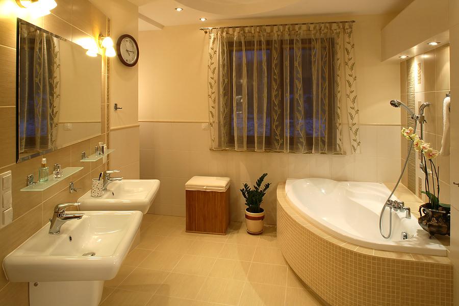 20+ Small Master Bathroom Designs, Decorating Ideas ... on Master Bath Remodel Ideas  id=18473