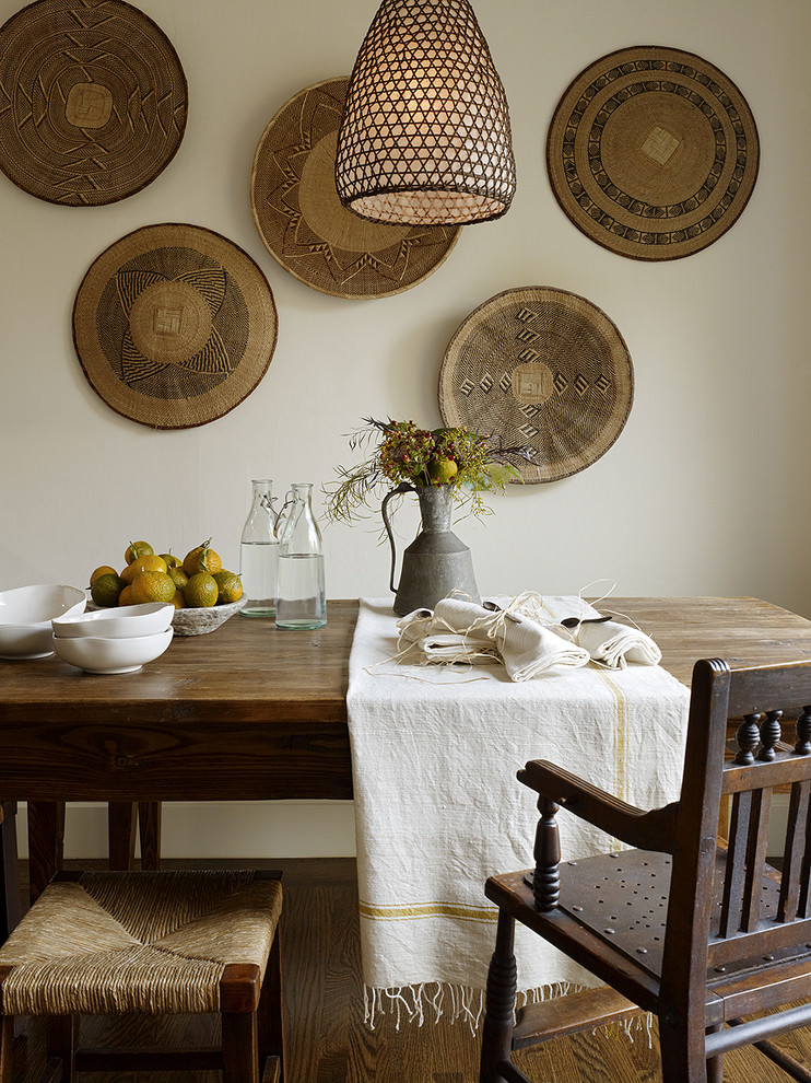 29+ Wall Decor Designs, Ideas for Dining room | Design ... on Room Wall Decor id=45046