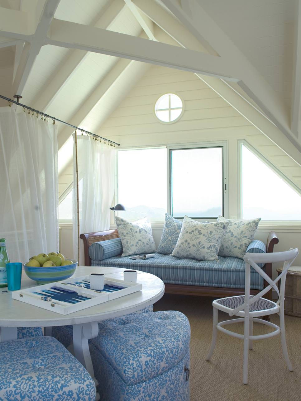 23 Decorated Attic Home Designs Decorating Ideas