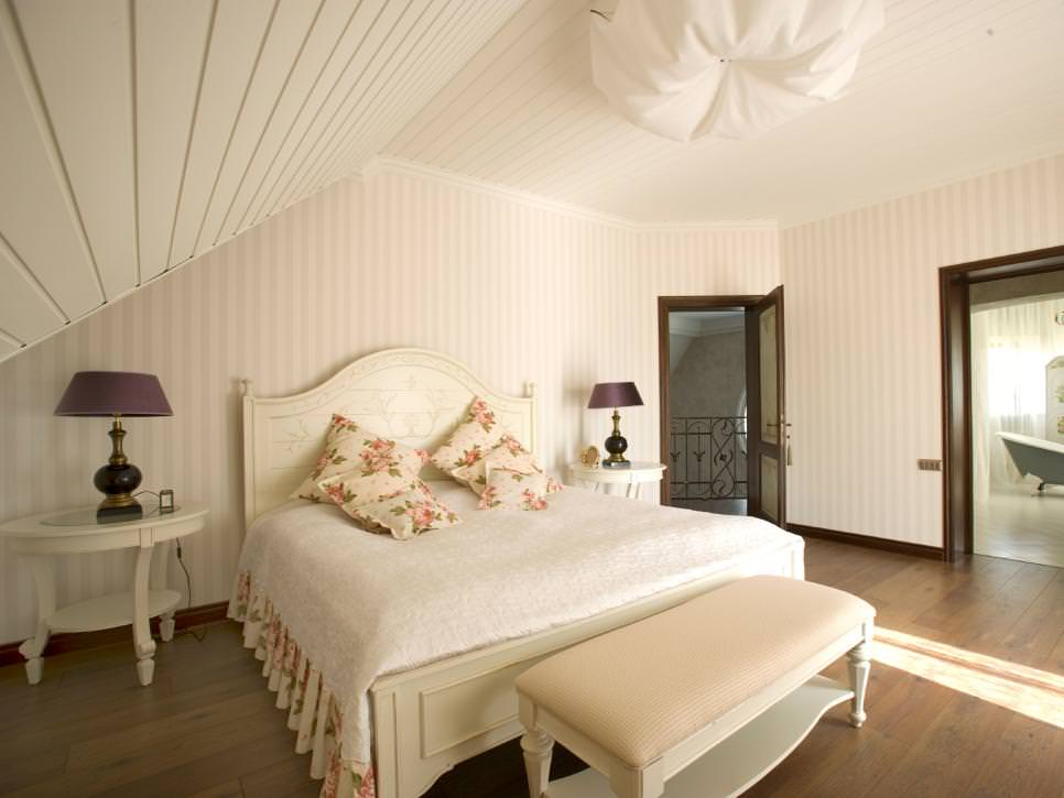 You can use warm, light colors like sea blue, light green or even yellow. 23+ Decorated Attic Home Designs, Decorating Ideas