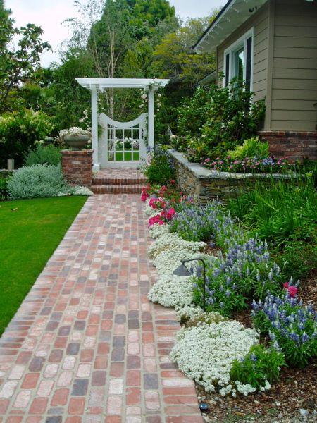 landscaping garden design ideas 25+ Cottage Garden Designs, Decorating Ideas,   Design