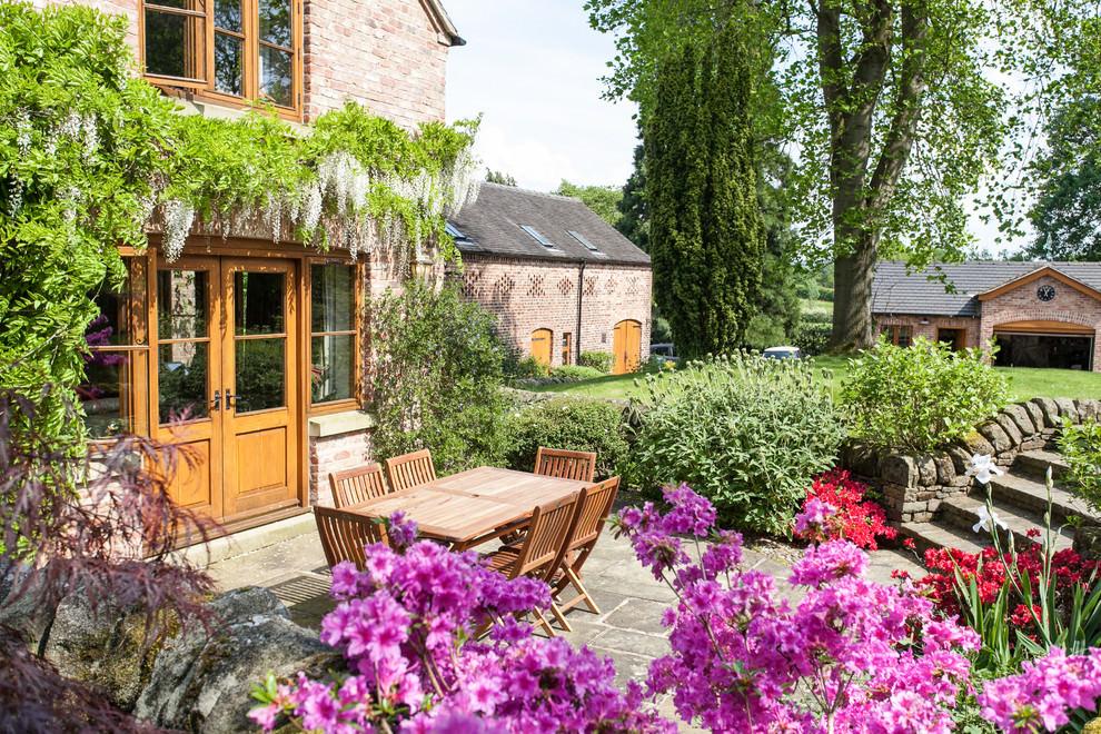 25+ Cottage Garden Designs, Decorating Ideas, | Design ... on Farmhouse Backyard Landscaping id=64355