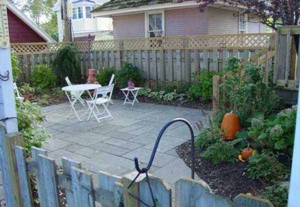 backyard stone patio design ideas 20+ Backyard Patio Designs, Decorating Ideas | Design