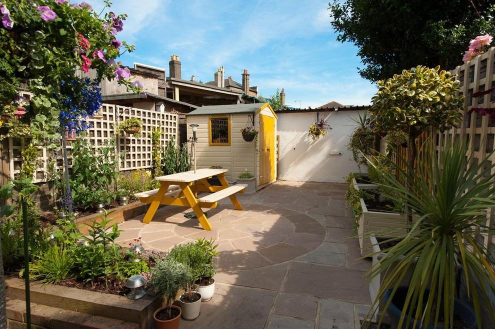 20+ Small Patio Designs, Ideas   Design Trends - Premium ... on Small Backyard Patio Designs id=63526