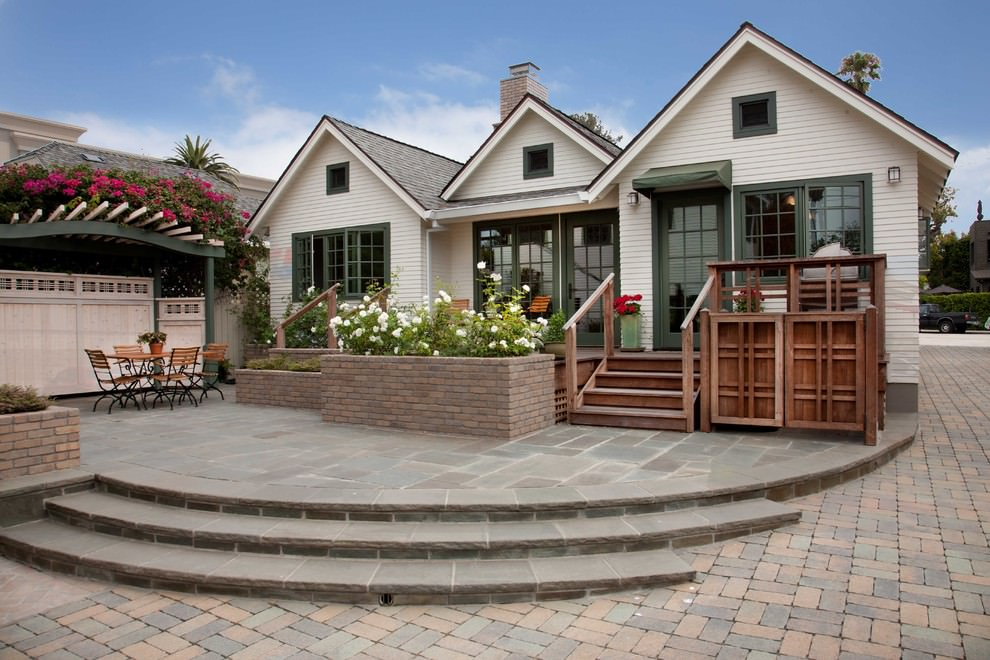 20+ Small Patio Designs, Ideas | Design Trends - Premium ... on Outdoor Deck Patio Ideas id=86527